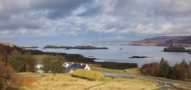 Escape to the Isle of Skye
